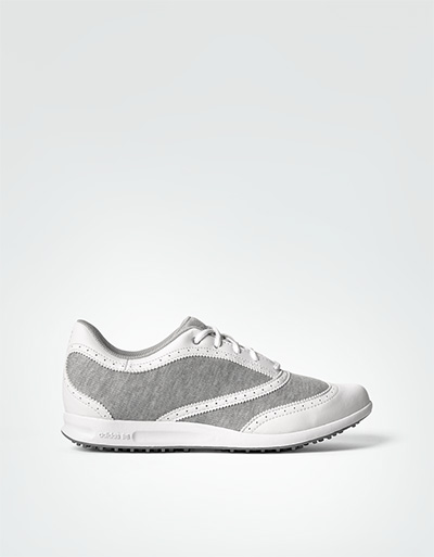 adidas Golf Damen Golfschuhe adicross white 674877