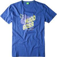 BOSS Green T-Shirt medium blue