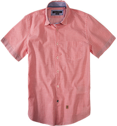 Marc O'Polo Hemd dusty coral 323/1174/41034
