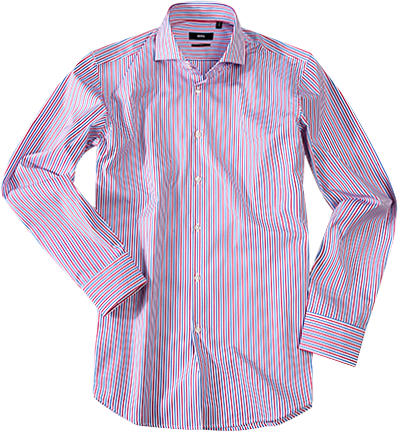 HUGO BOSS Hemd medium pink 50238529/Jason/667