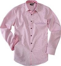 HUGO BOSS Hemd medium pink