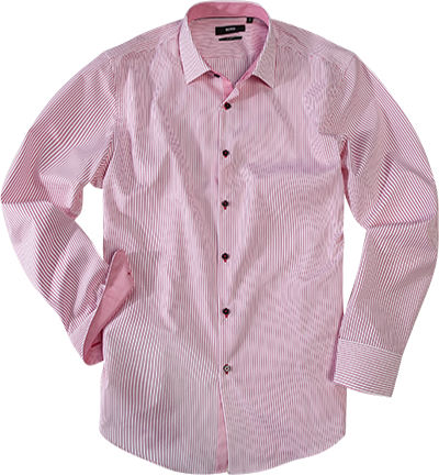 HUGO BOSS Hemd medium pink 50238532/Juri/665