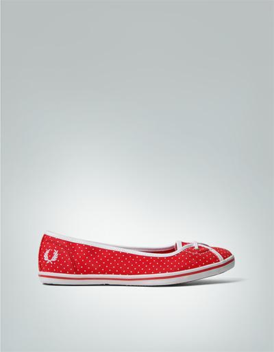 Damen Schuhe red B2166W/269