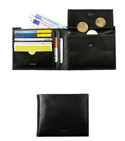 JOOP! Smooth Leather Ninos BillFold 4140001080/900