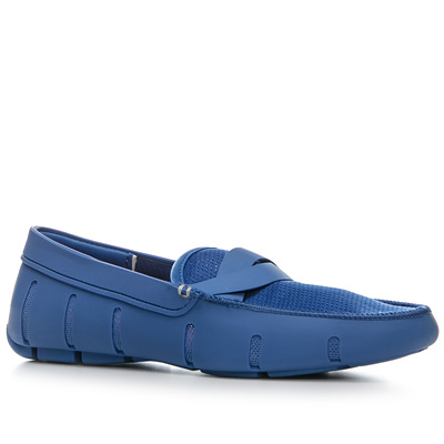 SWIMS Braid Loafer/regatta