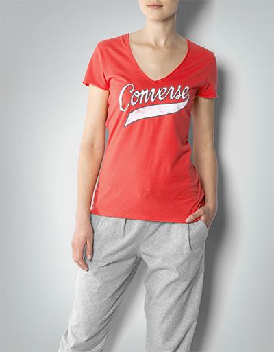 Converse Damen T-Shirt Script hibiscus 03329C/674 Preisvergleich