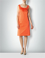 Daniel Hechter Damen Kleid orange 5037/75096/170
