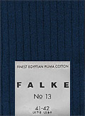 Falke Luxury Kniestrumpf No.13 3er Pack 15669/6370