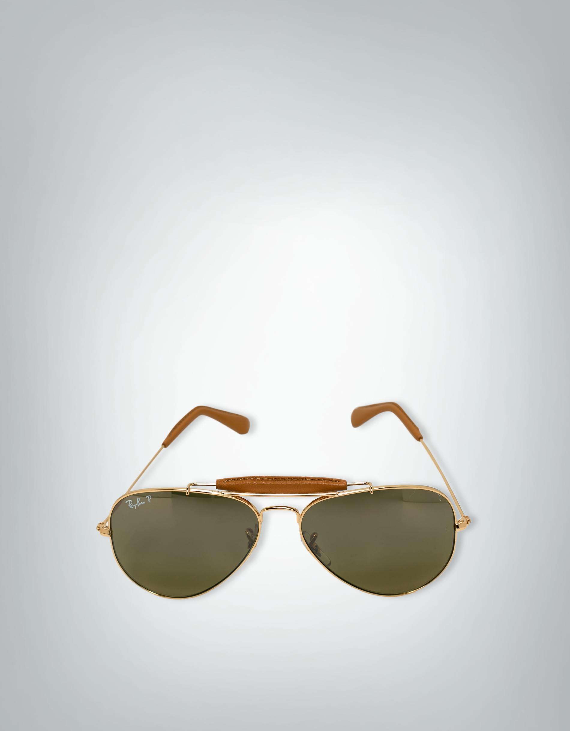 ray ban damen brille piloten mit leder details empfohlen von deinen schwestern. Black Bedroom Furniture Sets. Home Design Ideas