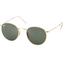 Ray Ban Brille Round Metal 0RB3447/001/3N/47