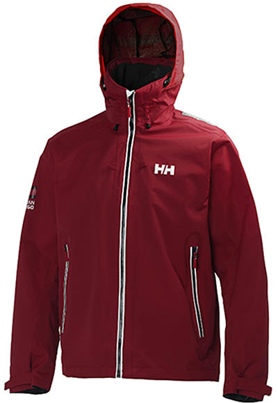 Helly Hansen April Jacket red 30264/162