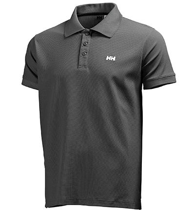 Helly Hansen Polo New Driftline anthra 50584/980