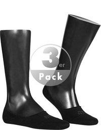 Falke Step Casual 3er Pack black