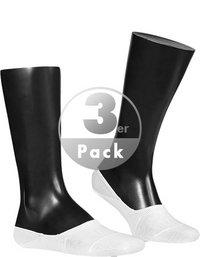 Falke Step Casual 3er Pack white