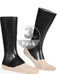Falke Step Casual 3er Pack sand meliert