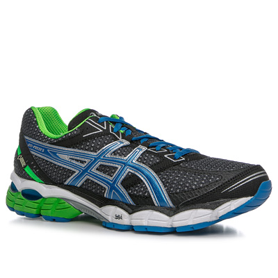 ASICS Gel-Pulse 5 black-blue-green GTX T3D2N/9043