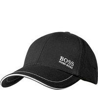 BOSS Green Cap schwarz