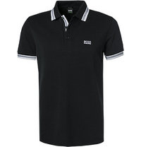 HUGO BOSS Polo schwarz