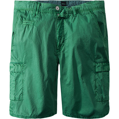 HUGO BOSS Shorts grün 50244214/312