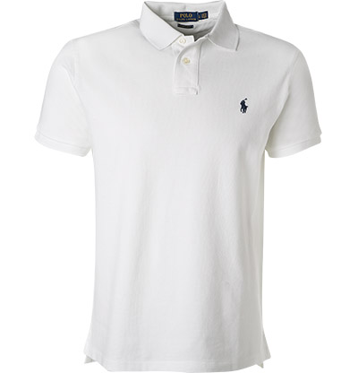 Polo Ralph Lauren Polo-Shirt white 710666998002