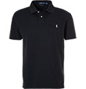 Polo Ralph Lauren Polo-Shirt black 710666998004