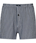 Mey FASHION Boxer-Shorts blue melange 55922/623