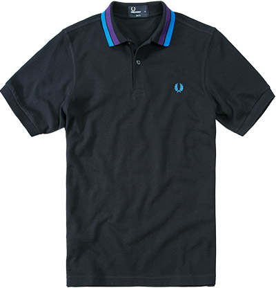 Fred Perry Polo-Shirt navy M3205/608