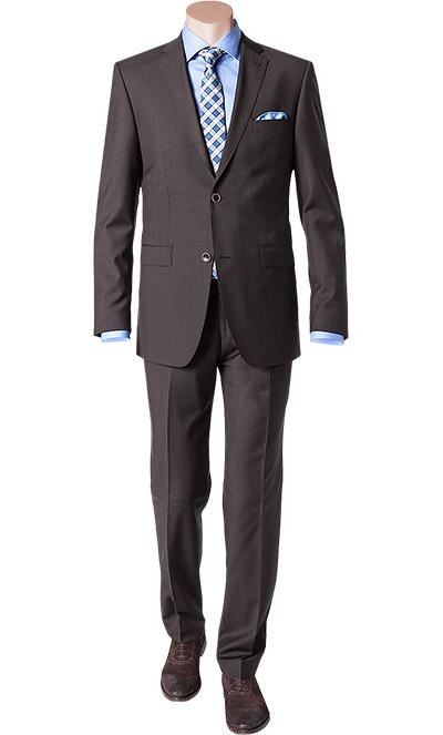 roy robson anzug in braun. Black Bedroom Furniture Sets. Home Design Ideas