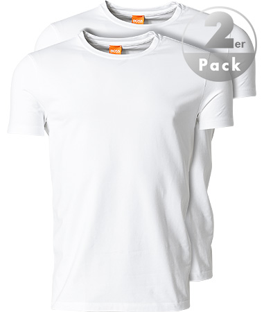 BOSS Orange 2er Pack RH T-Shirt Tedd 50252670/100