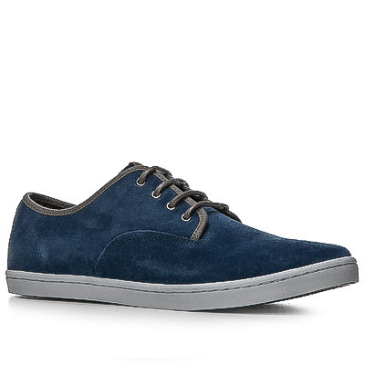 Fred Perry Hunt Suede insigna blue B3121/A03