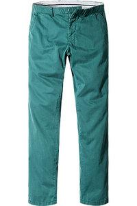 Tommy Hilfiger Chino smaragdgrün