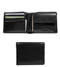 HUGO BOSS Wallet Asolo schwarz