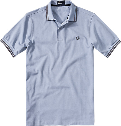 Fred Perry Polo-Shirt hellblau M3233/146