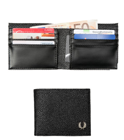 Fred Perry Billfold Wallet L3177/102