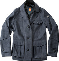BOSS Orange Jacke Opolice tiefseeblau