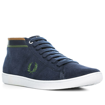 Fred Perry Cradock indigo B3205/266
