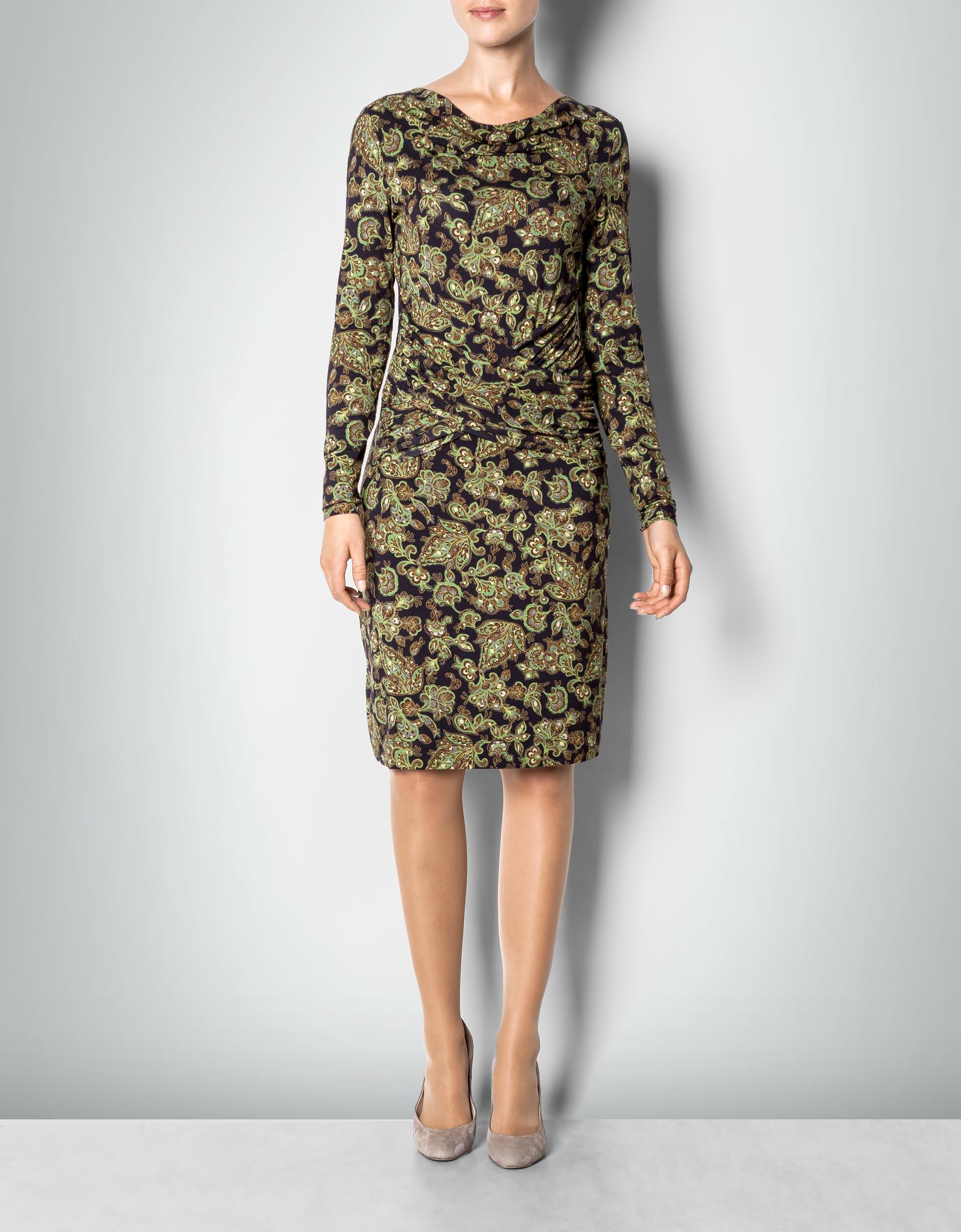 daniel hechter damen kleid mit floralem paisley muster. Black Bedroom Furniture Sets. Home Design Ideas