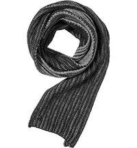 Strellson Premium Schal anthrazit-grau
