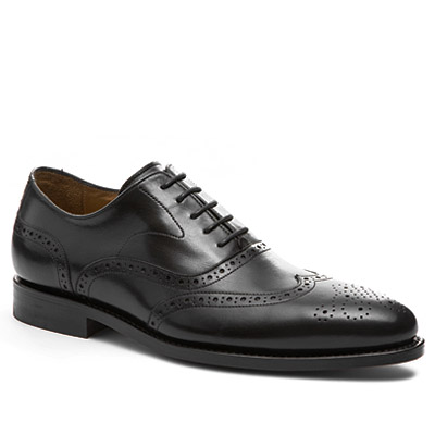 Prime Shoes Oxford schwarz