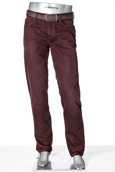 Alberto Regular Slim Fit Denim Pipe 39071461/390