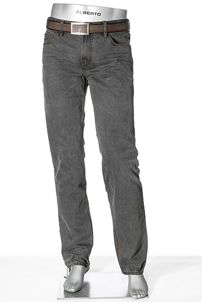 Alberto Regular Slim Fit Denim Pipe 39071461/990