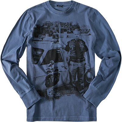 Blauer. USA T-Shirt BLU0930/002441/868