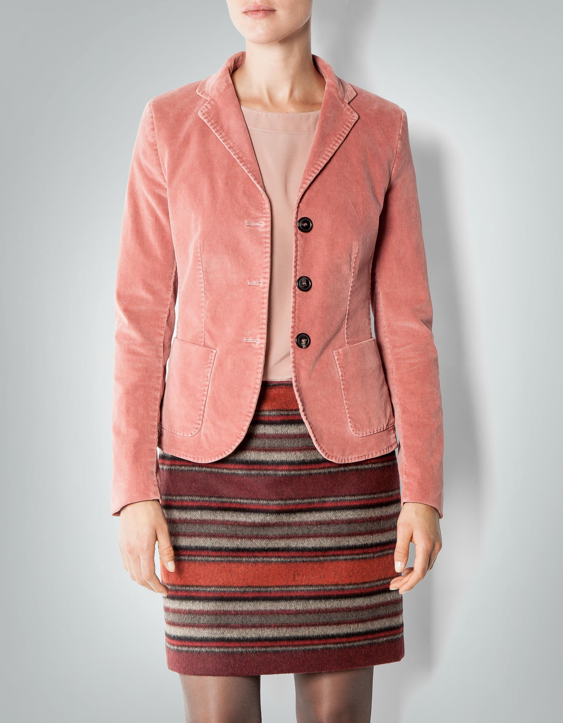 joop damen blazer aus cord empfohlen von deinen schwestern. Black Bedroom Furniture Sets. Home Design Ideas