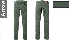 ADenim Super Slim Fit gr�n 8410/Arrow/680