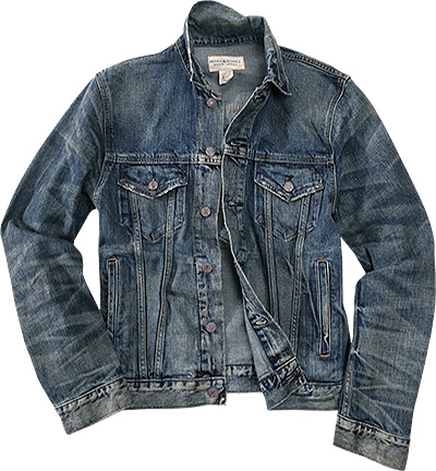 DENIM&SUPPLY Jeansjacke M31-JTRDJ/CD087/V40VW