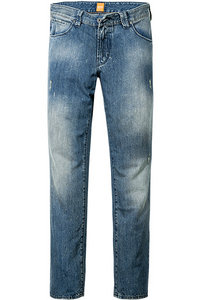 BOSS Orange Jeans jeansblau