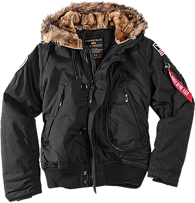 ALPHA INDUSTRIES Jacke Polar SV 133141/03