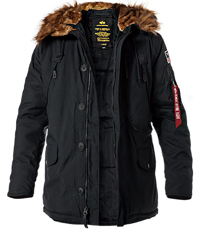 ALPHA INDUSTRIES Jacke Polar 123144/03