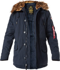 ALPHA INDUSTRIES Jacke Polar