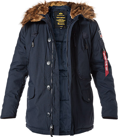 ALPHA INDUSTRIES Jacke Polar 123144/07
